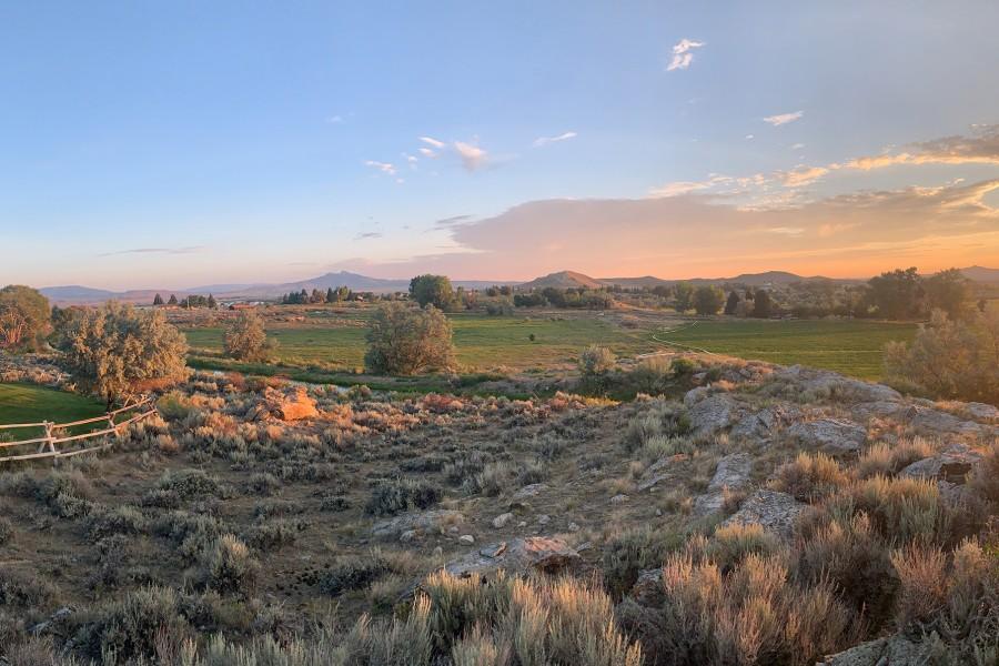 TAC: A Wyoming Retreat